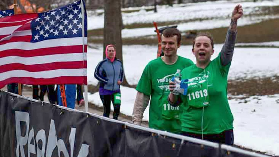 Wind River running a race for Sandy Hook memorial